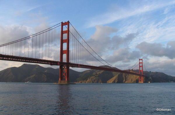 Ottoman SF bridge