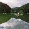 The Red Lake- summertime- Bicaz