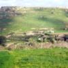 P1070374: lush, green hills of Gozo