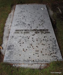 Ketchum Cemetery -- Mary Hemingway's Grave