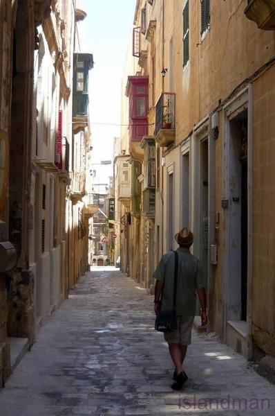 St Dominic Str Valletta