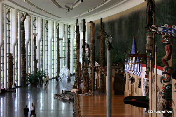 Grand Hall, Museum of Civilization