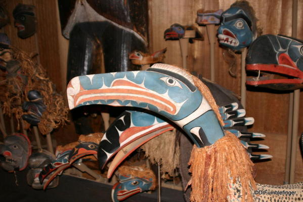 Native art exhibit, Museum of Civilization