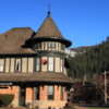 Wallace, Idaho -- Northern Pacific Depot Museum: The old train station, now a museum, is the best known building in the town.
