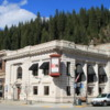 Wallace, Idaho -- Wells Fargo Bank Building