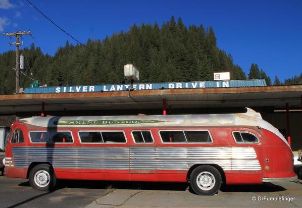 Wallace, Idaho -- Silver Lantern Drive In