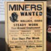 Wallace, Idaho -- Wallace District Mining Museum