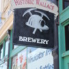 Wallace, Idaho -- Historic Wallace Brewery