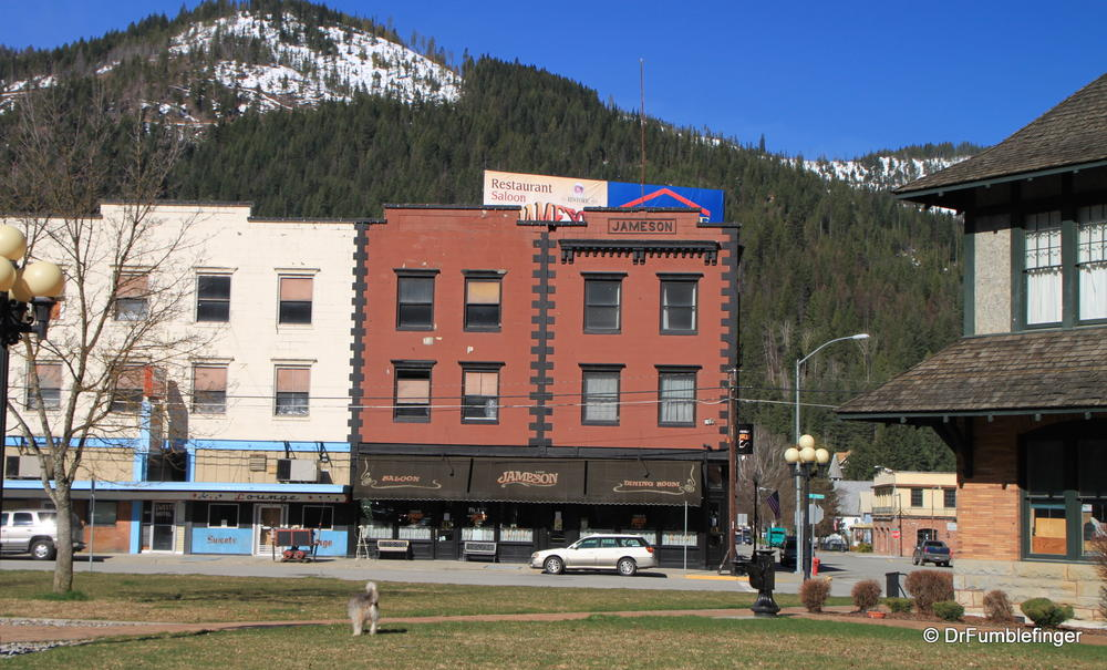 Wallace Idaho From Mining Town To Center Of The Universe