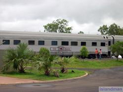 Katherine station