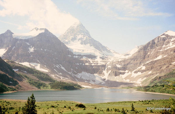 003 WITW 13 Mt Assiniboine Park, Lake Magog
