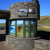 Entrance to Visitor Center at Cliffs of Moher