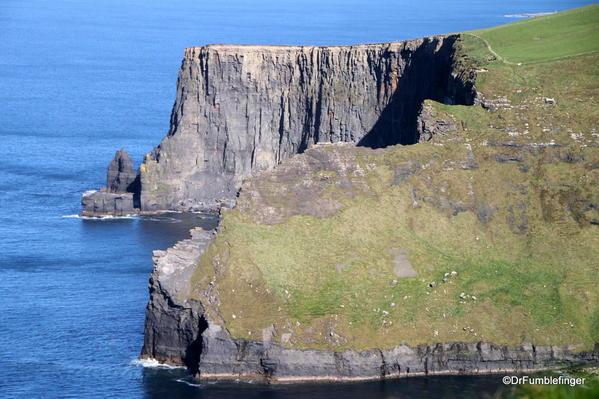 Cliffs of Moher. North Cliffs
