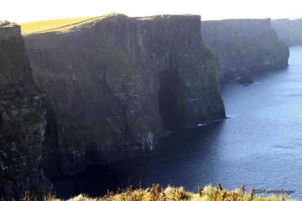 Cliffs of Moher. South Cliffs