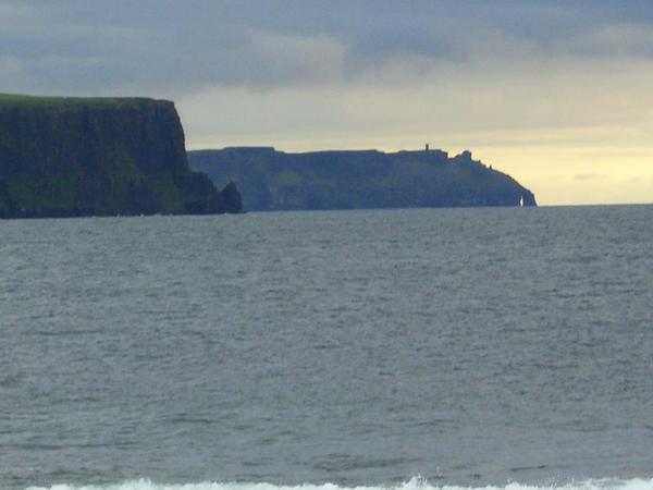 Cliffs from Doolin