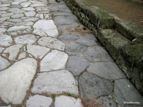 Herculaneum, pavement.