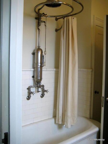 More plumbing.
