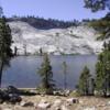 First views of Ostrander Lake