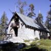Ostrander Lake ski hut