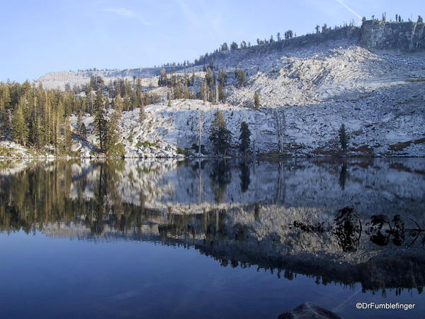 Backpacking To Ostrander Lake Yosemite National Park