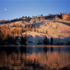 Ostrander Lake.