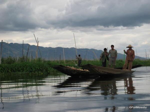 Water farmers.