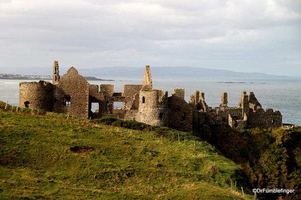 Antrim Coast, Dunluce Castle