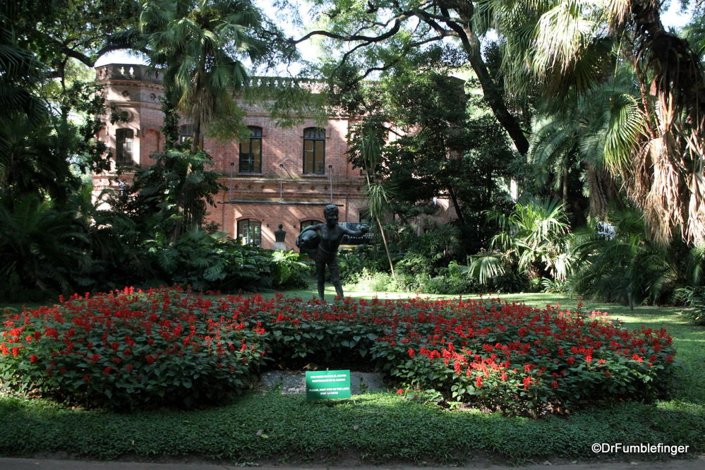 Buenos aires jardin botanico carlos thais travelgumbo for Jardin zoologico buenos aires