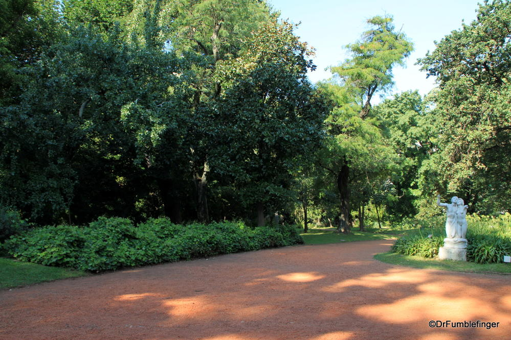 Buenos Aires -- Jardin Botanico Carlos Thais | TravelGumbo
