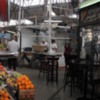 Interior, San Telmo Market: Many areas are well-lite by skylights