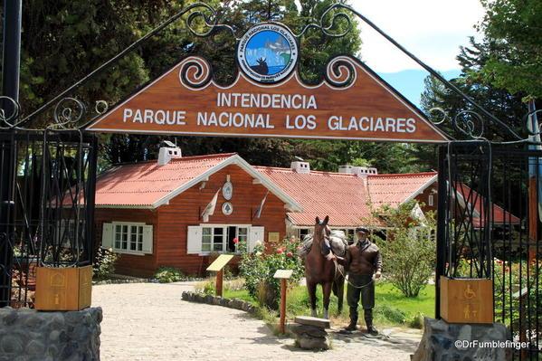 Glacier National Park Office, El Calafate