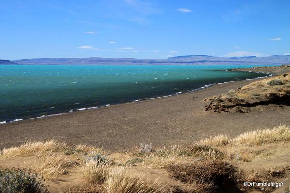 Lago Argentino, near El Calafate, Argentina