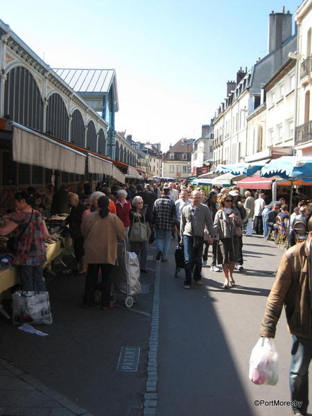 Rue Odebert, Dijon