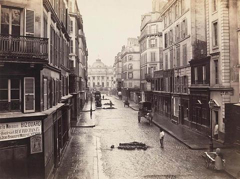 Charles Manville: Photographer of Paris, Metropolitan Museum Of Art, New York City