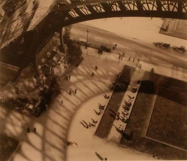 Man Ray Eiffel