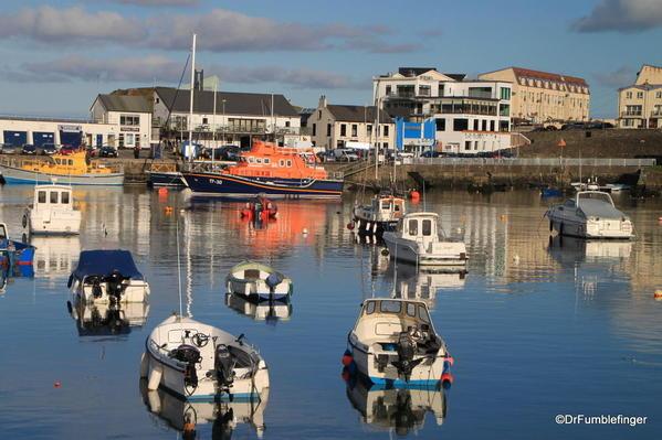 Portrush Harbor