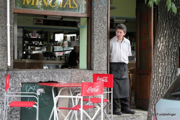 Waiter, Buenos Aires, Argentina