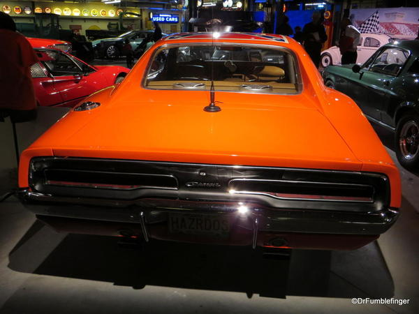 "Dukes of Hazard's ""General Lee"". 1968 Dodge Charger"