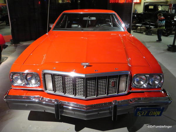 Starsky and Hutch's 1975 Ford Grand Torino.