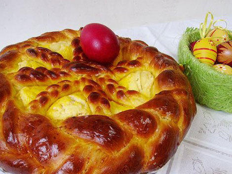 Happy Easter with Romanian Traditional food TravelGumbo