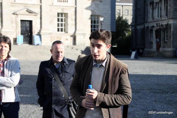 Student Guide, Trinity College, Dublin
