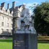 Provost statue, Trinity College, Dublin