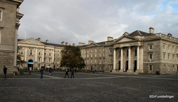 Front Square of Trinity College, Dublin