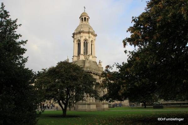Campanile of Trinity College, Dublin