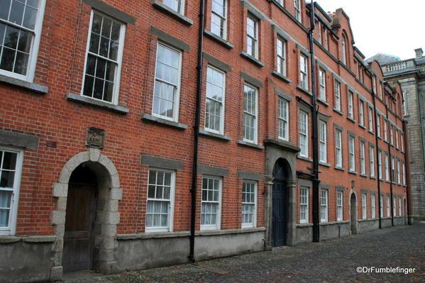 Student Dormitory, Trinity College, Dublin