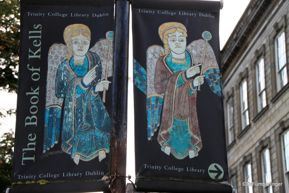 Trinity College Library Book of Kells Book of Kells Exhibit Library