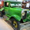 Old truck in The Forks Market, Winnipeg