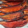 "Smoked Lake Winnipeg ""Goldeye"", the Forks Market, Winnipeg: A delicacy."