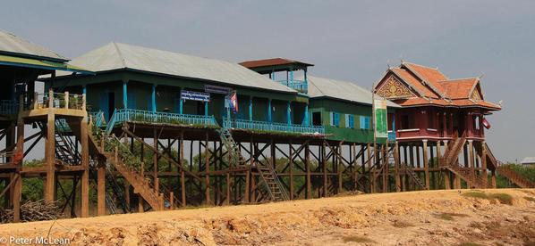 Tonle Sap Village-8384