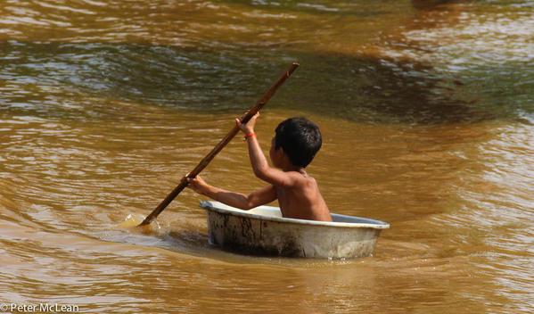 Tonle Sap Village-8385